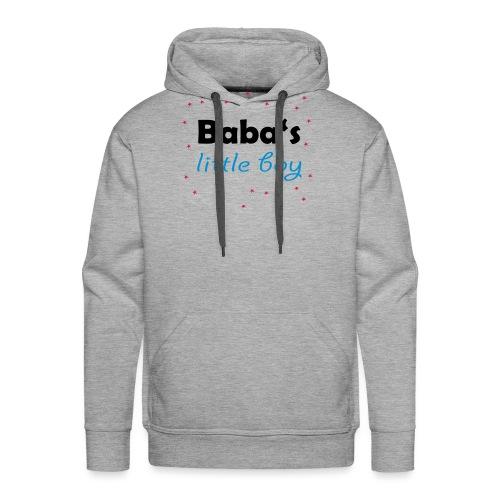 Baba's litte boy Babybody - Männer Premium Hoodie