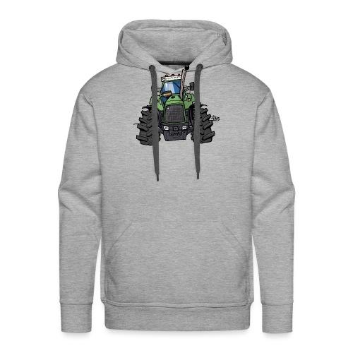 0145 F - Mannen Premium hoodie