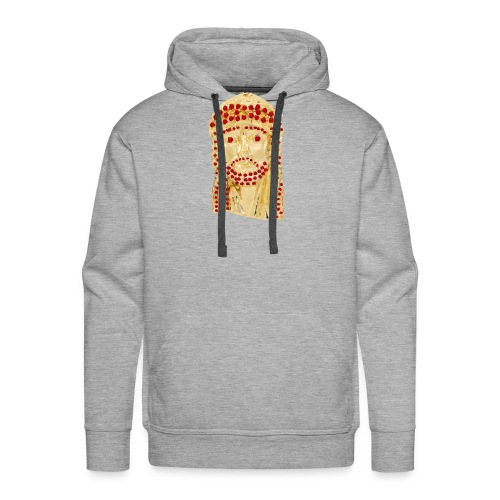 micropiece diamond - Men's Premium Hoodie