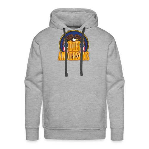 Die Andersons - Merchandise - Männer Premium Hoodie