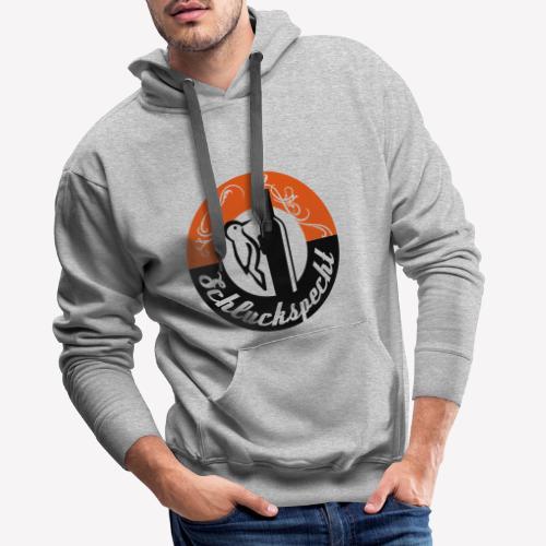 Schluckspecht - Männer Premium Hoodie