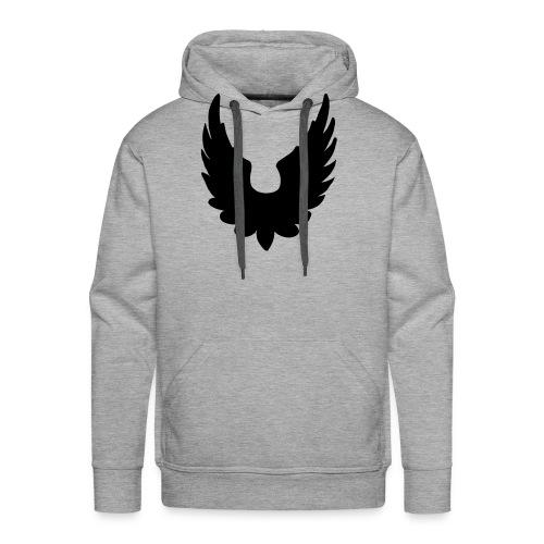 wing vecto - Men's Premium Hoodie