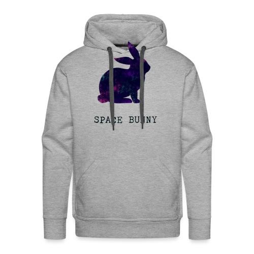 Space Bunny - Men's Premium Hoodie