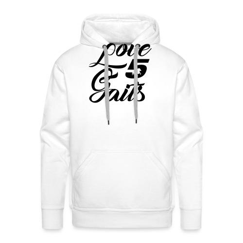 Love 5Gaits - Men's Premium Hoodie