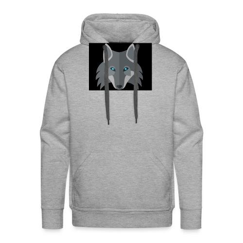 Wolf channel - Men's Premium Hoodie