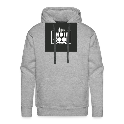 Indie Cool - Sudadera con capucha premium para hombre