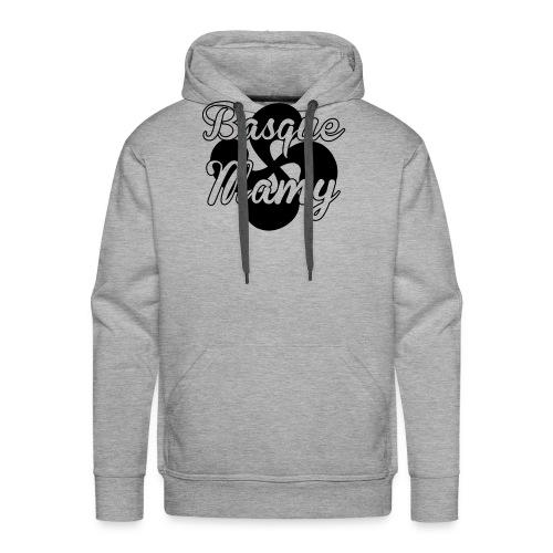 Mamy Basque - Sweat-shirt à capuche Premium pour hommes