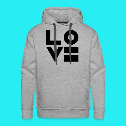 Love5 6 - Männer Premium Hoodie