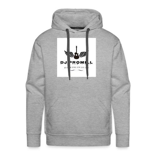 DJ PROMILL - Männer Premium Hoodie