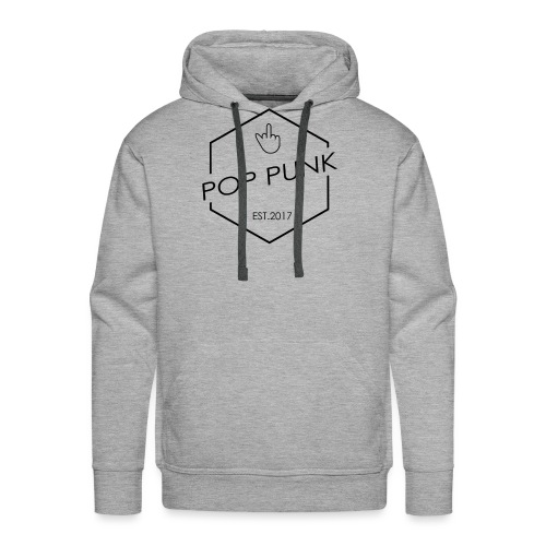 POP PUNK EST.2017 COLLECTION - Men's Premium Hoodie