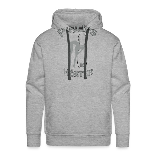 pinupskc groß - Männer Premium Hoodie