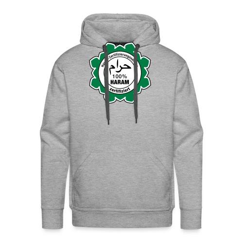 Haram Shirt No 3 - Männer Premium Hoodie