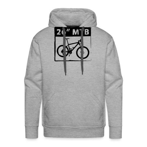 26 MTB 1C Cut - Männer Premium Hoodie