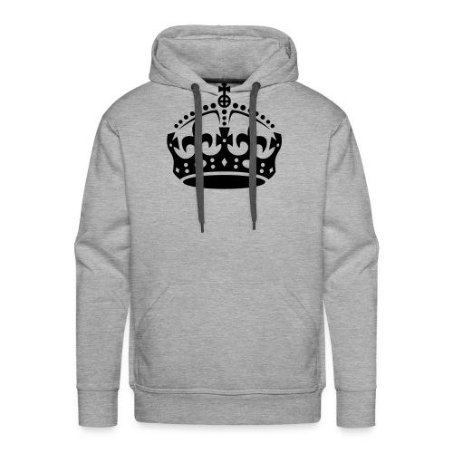 British Royal Crown - Men's Premium Hoodie