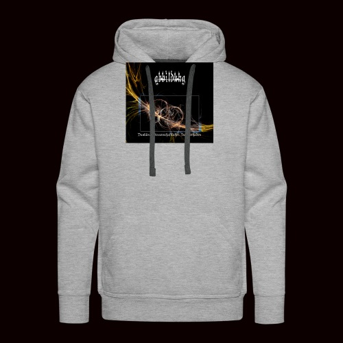 ABBILDUNG - Dark Scientific... - Mannen Premium hoodie