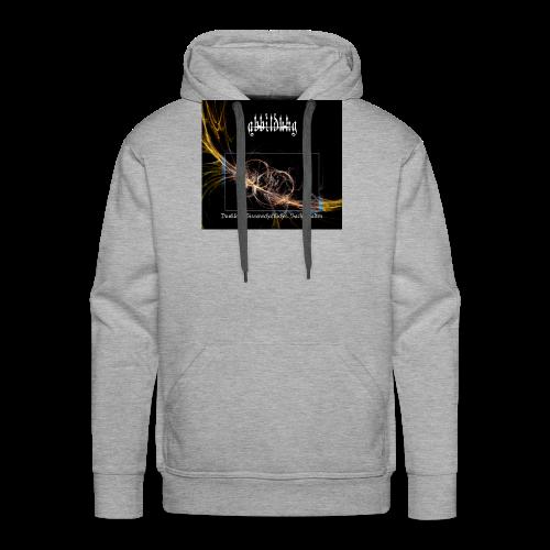 ABBILDUNG - Dark Scientific... - Mannen Premium hoodie