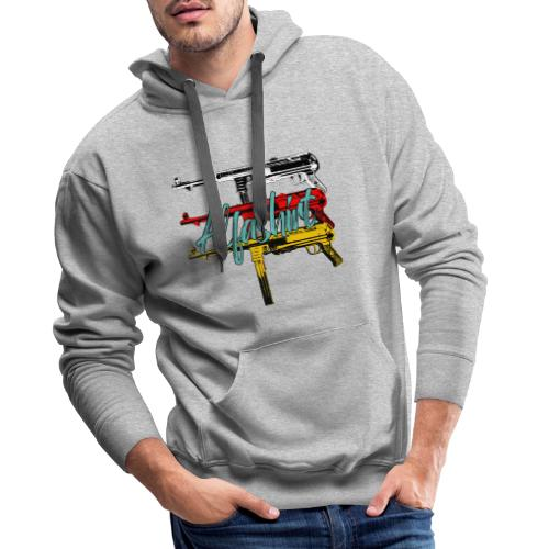 Alfashirt Mp40 - Männer Premium Hoodie