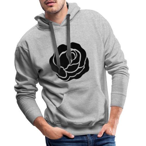 Rose - Männer Premium Hoodie