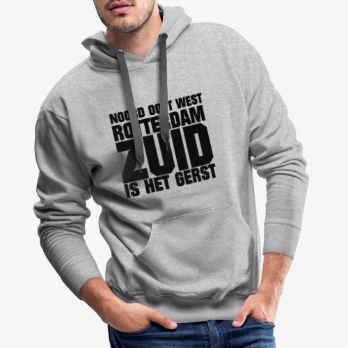 gerst - Mannen Premium hoodie