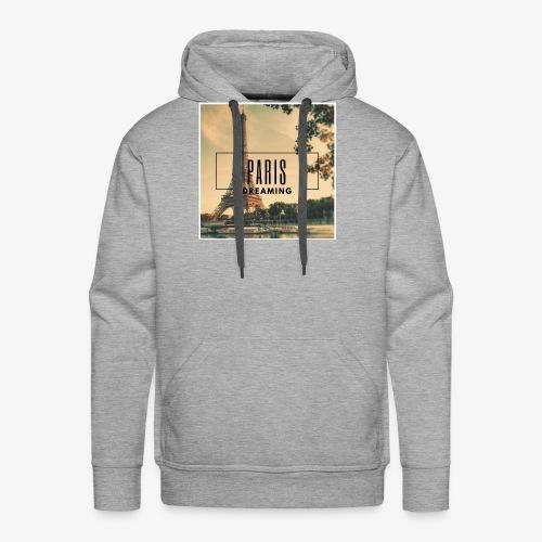 Paris Dreaming - Men's Premium Hoodie