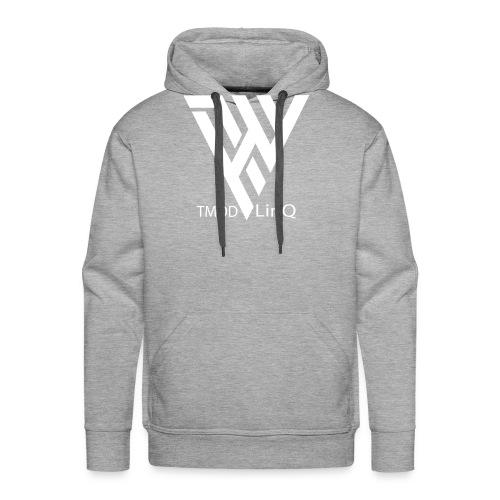 TMOD LinQ - Herre Premium hættetrøje