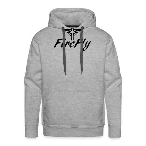 FireFly Logo - Men's Premium Hoodie