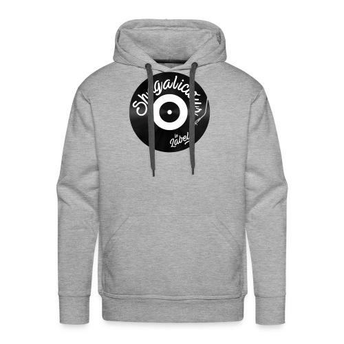 Shagalicious le label - Sweat-shirt à capuche Premium pour hommes