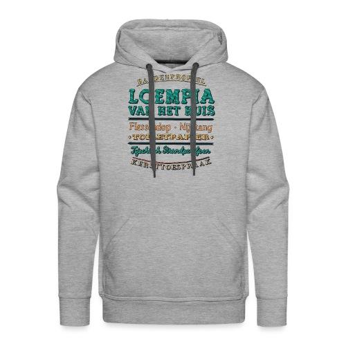 Bandenprofiel - Mannen Premium hoodie