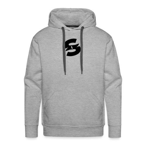 HIGHb - Sweat-shirt à capuche Premium pour hommes