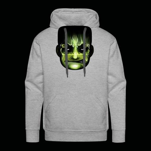 Frankenstein_logo - Mannen Premium hoodie
