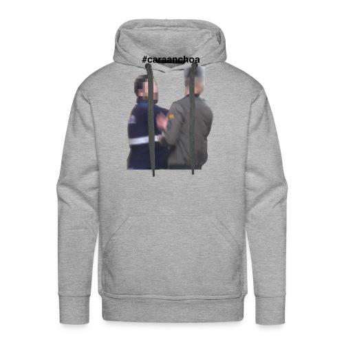 caraanchoa - Sudadera con capucha premium para hombre