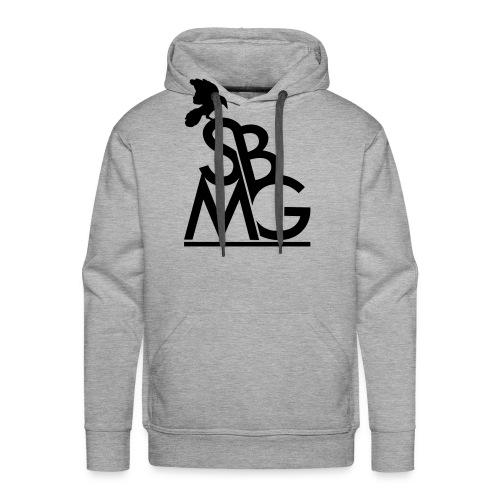 dennislogo - Mannen Premium hoodie