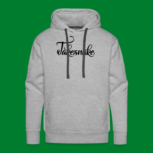 Untitled-1 - Men's Premium Hoodie