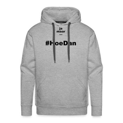 iPhone 6/6s Case elastisch - Mannen Premium hoodie