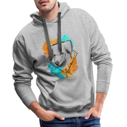 Cecile - Sweat-shirt à capuche Premium pour hommes