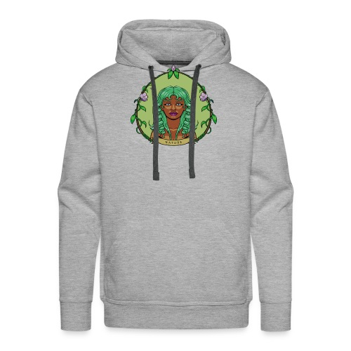 Mother Nature - Sudadera con capucha premium para hombre