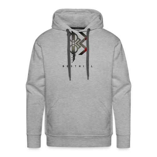 viking besthial - Sweat-shirt à capuche Premium pour hommes