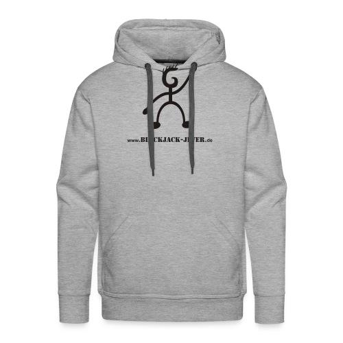 Black Jack Jever - Männer Premium Hoodie