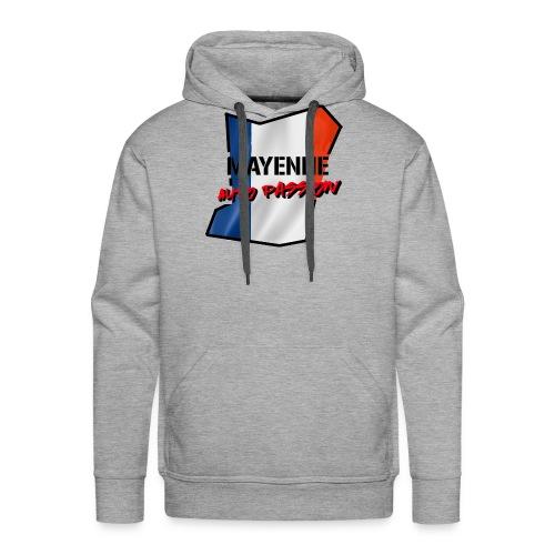 Mayenne Auto Passion FRA - Sweat-shirt à capuche Premium pour hommes