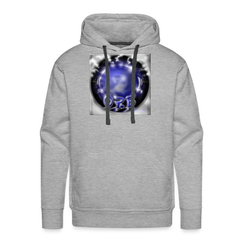 Hyperspace potato Blue Orb - Men's Premium Hoodie