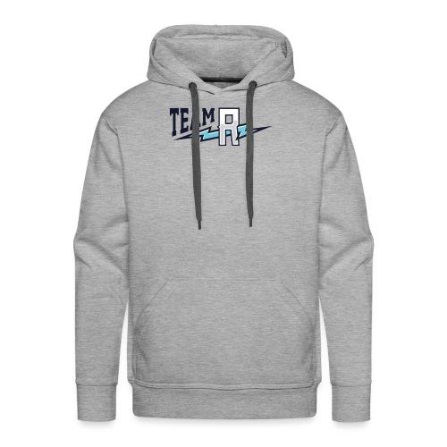 TeamR - Sweat-shirt à capuche Premium pour hommes