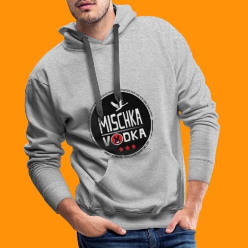Grand Canard Blanc - MISCHKA VODKA - Sweat-shirt à capuche Premium pour hommes