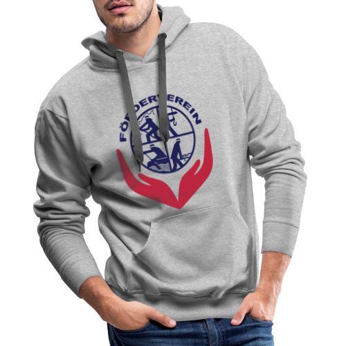 Symbol_FVFFG_3Color_NEU - Männer Premium Hoodie