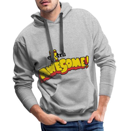 eXtra Awesome Down's Syndrome Tee - Men's Premium Hoodie