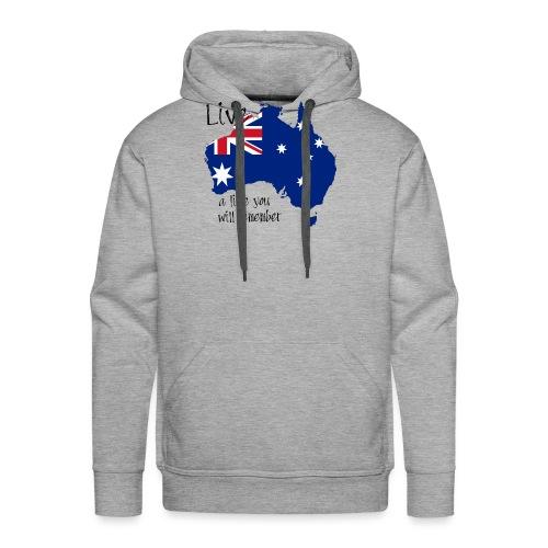Australia - Männer Premium Hoodie