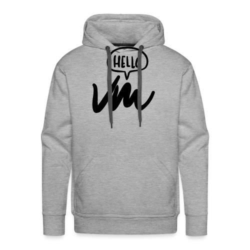VM Hello! - Men's Premium Hoodie