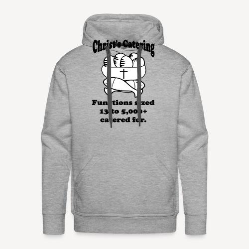CHRIST'S CATERING - Men's Premium Hoodie
