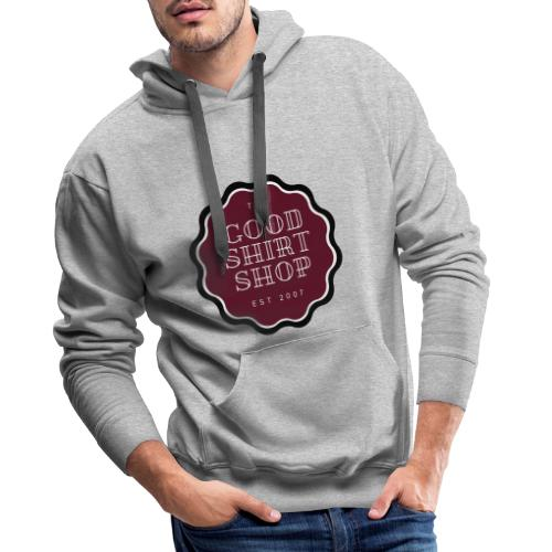 THE GOOD SHIRT SHOP - Men's Premium Hoodie