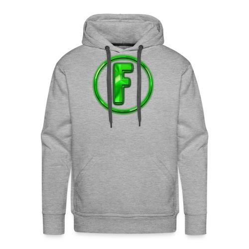 FLONIC'S MERCH!!! Mit echtem Flonic Logo!!! - Männer Premium Hoodie
