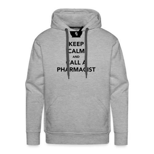 Keep Calm - Pharma - Men's Premium Hoodie